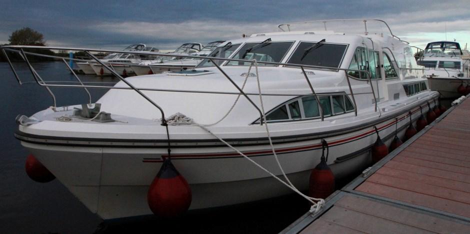 Booturlaub auf dem Shannon / Shannon Cruising Holiday