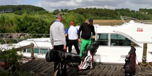 Glasson Golf Hotel Jetty