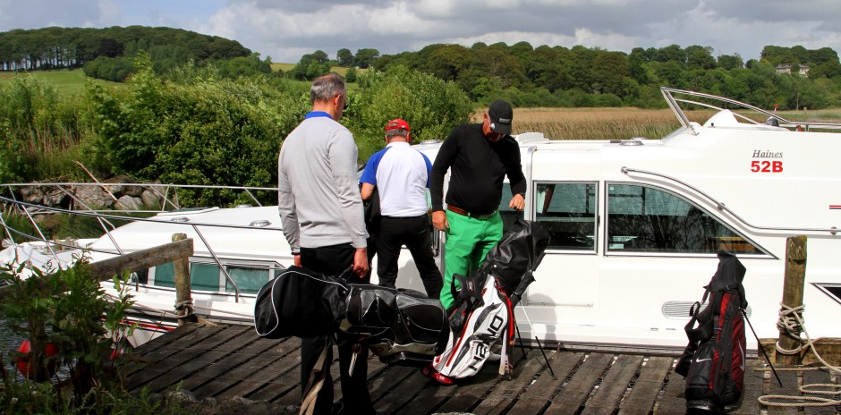 Glasson Golf Hotel Jetty